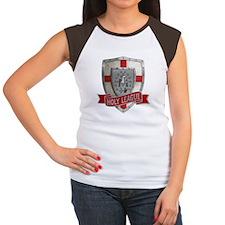 The Holy League Women's Cap Sleeve T-Shirt