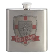 The Holy League Flask
