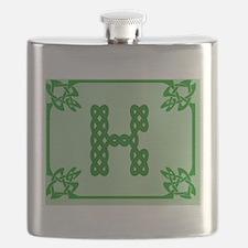 Celtic K Flask