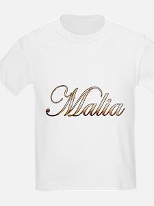 Gold Malia T-Shirt