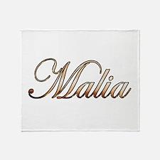 Cute Malia Throw Blanket