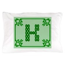 Cute Celtic k Pillow Case