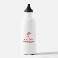 Funny Powerhouse Water Bottle