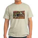 American Foxhound Art Light T-Shirt