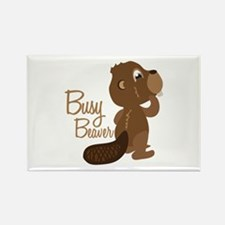 Busy Beaver Magnets