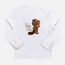Busy Beaver Long Sleeve T-Shirt