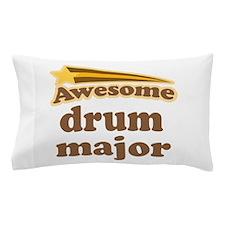 Drum Major vintage music Pillow Case