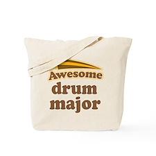 Drum Major vintage music Tote Bag