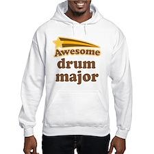 Drum Major vintage music Hoodie