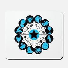 Zodiac Signs Mousepad