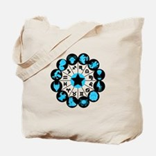 Zodiac Signs Tote Bag