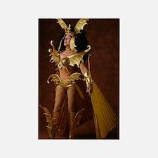 Cher-Javier Rectangle Magnet