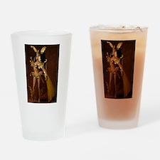Cher-Javier Drinking Glass