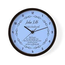 316 Wall Clock