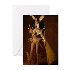 Cher-Javier Greeting Cards (pk Of 10)