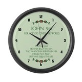 Bible verse Giant Clocks