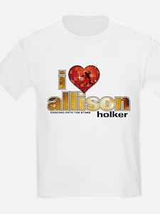 I Heart Allison Holker T-Shirt