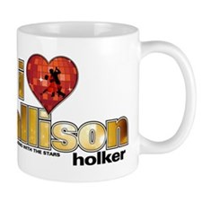 I Heart Allison Holker Mug