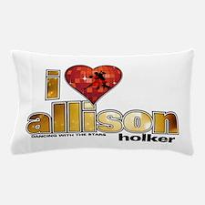 I Heart Allison Holker Pillow Case
