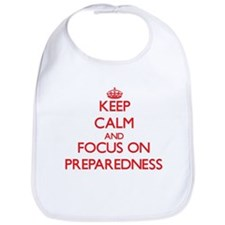 Funny Preparedness Bib