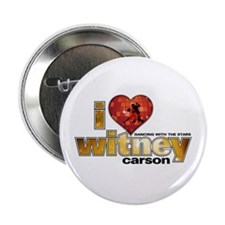 "I Heart Witney Carson 2.25"" Button (10 pack)"