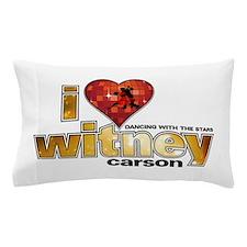 I Heart Witney Carson Pillow Case