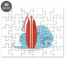 Cowabunga Puzzle
