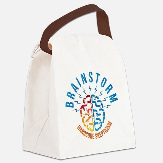 Hardcore Skepticism Canvas Lunch Bag