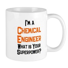 chemical engineer Small Mugs