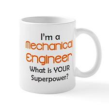 mechanical engineer Small Mug