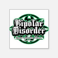Bipolar-Disorder-Tribal Sticker
