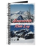 Snowmobile Journals & Spiral Notebooks