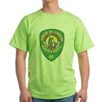 Navajo County Search & Rescue Green T-Shirt