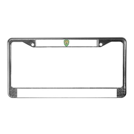Navajo County Search & Rescue License Plate Frame