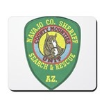 Navajo County Search & Rescue Mousepad