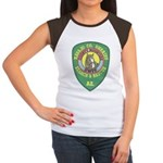 Navajo County Search & Rescue Women's Cap Sleeve T