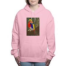 Golden Pheasant Women's Hooded Sweatshirt
