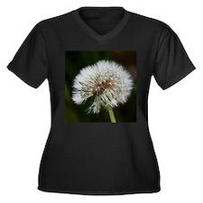 Dandelion Plus Size T-Shirt