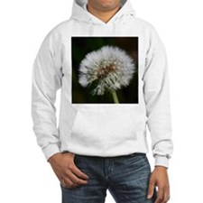Cute Dandelion seeds blowing in the wind Hoodie