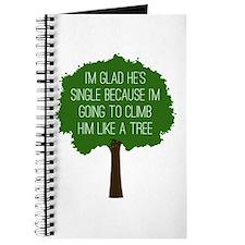 Bridesmaids Tree Journal