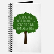 Bridesmaids Tree Journal
