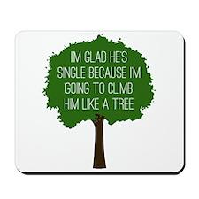 Bridesmaids Tree Mousepad