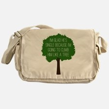 Bridesmaids Tree Messenger Bag