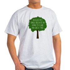 Bridesmaids Tree T-Shirt