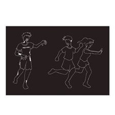 Free Zombie Hugs! Postcards (Package of 8)