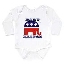 Baby Reagan gopelephant1 Body Suit