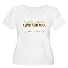 """Love and War"" T-Shirt"