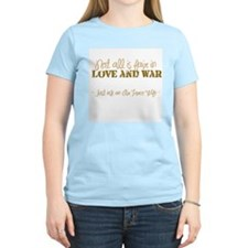 """Love and War"" T-Shirt"