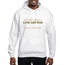 """Love and War"" Hoodie"