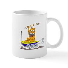 Swearing Martain on Rover Mugs